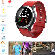 Waterproof Sports Smart Watch ECG Pedometer for Women Girls Android iOS iPhone
