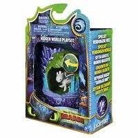 How to Train Your Dragon Hidden World Playset with Light Fury Figure