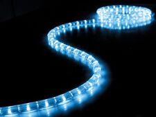 GUIRLANDE LUMINEUSE FLEXIBLE LUMINEUX BLEU A LED 5m ETANCHE DECORATION NOEL