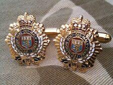 RLC Royal Logistic Corps Military Cufflinks