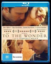 To The Wonder (Blu-ray, 2013)