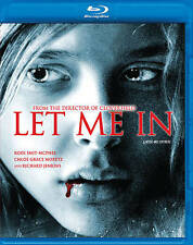 Let Me In (Blu-ray Disc, 2011, Canadian)