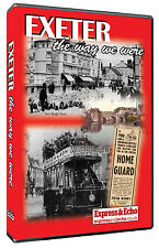 'Exeter The Way We Were'   DVD Produced in association with the Herald Express