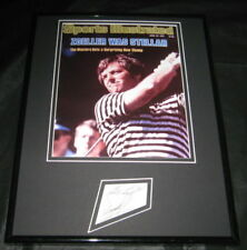Fuzzy Zoeller 1979 Masters Signed Framed 11x14 Photo Display JSA