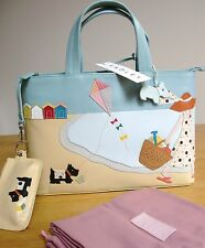 "Radley ""At the Seaside"" Signature Bag - BNWT - Worldwide Postage"