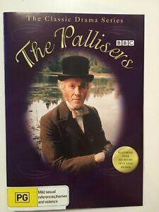 The Pallisers Episodes 14-20 DVD