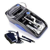 New Electric Automatic Cigarette Injector Rolling Machine Tobacco Maker Roller