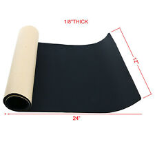 """1//8/"""" x 1/"""" Neoprene Foam Rubber with Adhesive Back             NFR.125-1-AB"""