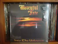 Mercyful Fate ‎– Into The Unknown BLACK VINYL  2016+POSTER  SEALED