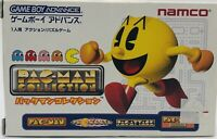 Nintendo Gameboy Advance GBA Pac Man Collection Japanese Version