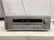 Sony AM/FM Stereo Receiver STR-DE995 Digital Audio/Video Control Center Silver