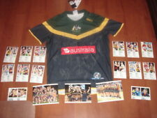 2014 All-Australian AFL International Rules Team signed Jersey - Naitanui Fyfe