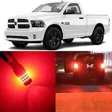 Alla Lighting Brake Signal Light 3157 Red LED Bulbs for 03~16 Ram 1500 2500 3500