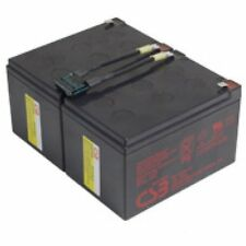 Pacco batterie COMPATIBILE APC RBC6 CSB