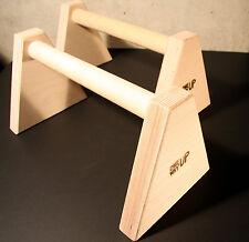 Parallettes Holz Calisthenics Turnen Barren OneWayUp PushUp Crossfit