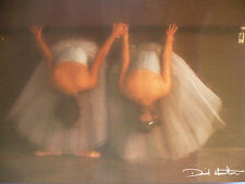 Carte Postale   DAVID  HAMILTON   Postcard  Danse  Femme  Woman