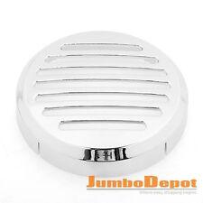 1Pcs Chrome ABS Round Horn Cover Trim For Honda Shadow VT750 VT1100 VTX1300 Hot