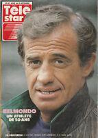 Télé Star N°360 - 23/08/1983 - Jean Paul Belmondo - Joe Dassin - Julie Christie