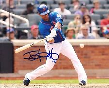 JUAN LAGARES NEW YORK METS AUTOGRAPHED SIGNED 8X10 PHOTO W/COA