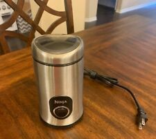 Ninja Coffee Bar Grinder SP7407U Stainless Steel, Lightly Used