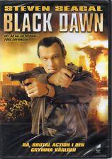 Black Dawn - Steven Seagal DVD - Region 2 - New & Sealed - Nordic
