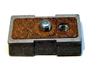 Tripod slide Plate shoe  40X26mm  for camera tripod  quick release