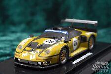 [KYOSHO ORIGINAL 1/64] Porsche 911 GT1 1996 Pre-qualifications #25 LM K06521D