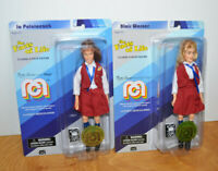 "THE FACTS OF LIFE JO & BLAIR Action Figure Doll Lot MOC 8"" MEGO 2018"