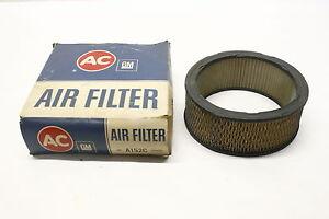 NOS AC Air Filter 1962 1963 1964 1965 1967 Ford Mercury V-8 Mustang Fairlane