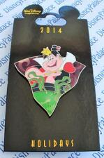 Disney WDI Villains Holidays Series Queen of Hearts Halloween Puzzle Pin LE 250