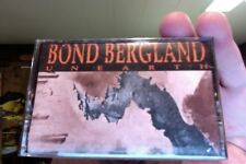 Bond Bergland- Unearth- 1986- new/sealed cassette tape- rare?