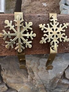 Christmas Mantel Fireplace stocking Hangers holder