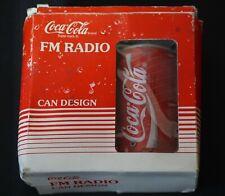 Coca cola FM Radio Can Design