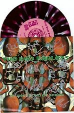 """Boo Radleys """"At the Sound of Speed"""" 7"""" OOP Autograph Oasis Ride Swervedriver"""