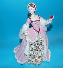 WEDGEWOOD ornament Figurine Royal  ' Anne Boleyn ' LE 1st Quality