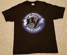 "Vintage Damn Yankees ""Don't Tread"" Rock Concert T-Shirt Size Xl 1993"
