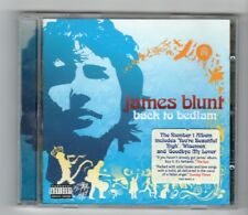 (HX71) James Blunt, Back To Bedlam - 2004 CD