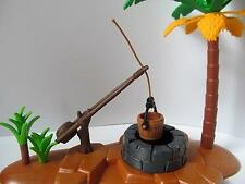 Playmobil Egyptian/Roman/Safari scenery: Water well and palm tree NEW
