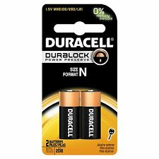 Duracell Medical Alkaline Batteries 1.5 Volt 2 Each