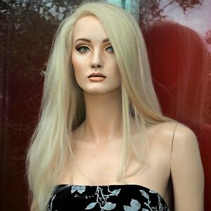 Ira ~ Sexy Beautiful Lifelike hand-painted Rootstein Mannequin with Glass Eyes