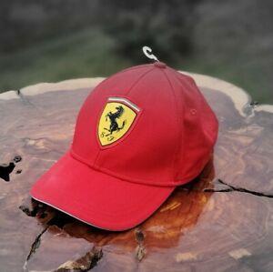 Ferarri Cap Scuderia Kappen Sergio Ferarri Caps Snapback Gorras Baseballcap Hats