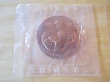 American Red Cross 100th Anniversary Bronze Medal, 1881-1981, Uncirculated