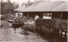 Brundall Gardens (A) Nr Norwich unused RP pcs Norvic Mill Ref B319