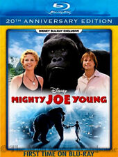 Disney Mighty Joe Young Blu-ray Gorilla Family Film Charlize Theron Bill Paxton
