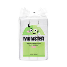 [ETUDE HOUSE] Monster Cleansing Cotton - 1pack (408pcs) / Free Gift