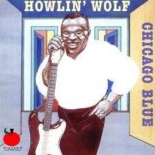 CD NEUF - HOWLIN' WOLF - CHICAGO BLUE - C5