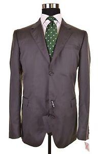NWT $775 Calvin Klein Collection Gotham Gray WOOL SILK Sport Coat Jacket 52 / 41