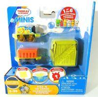 Thomas & Friends MINIS Fizz 'n Go Cargo Surprise Thomas & Unicorn