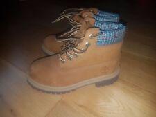 Timberland Boys Boots New Size 12 U.K. Sizing