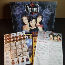 Charmed : Le Livre des Ombres - Tilsit - Jeu de Société - 2001 Complet